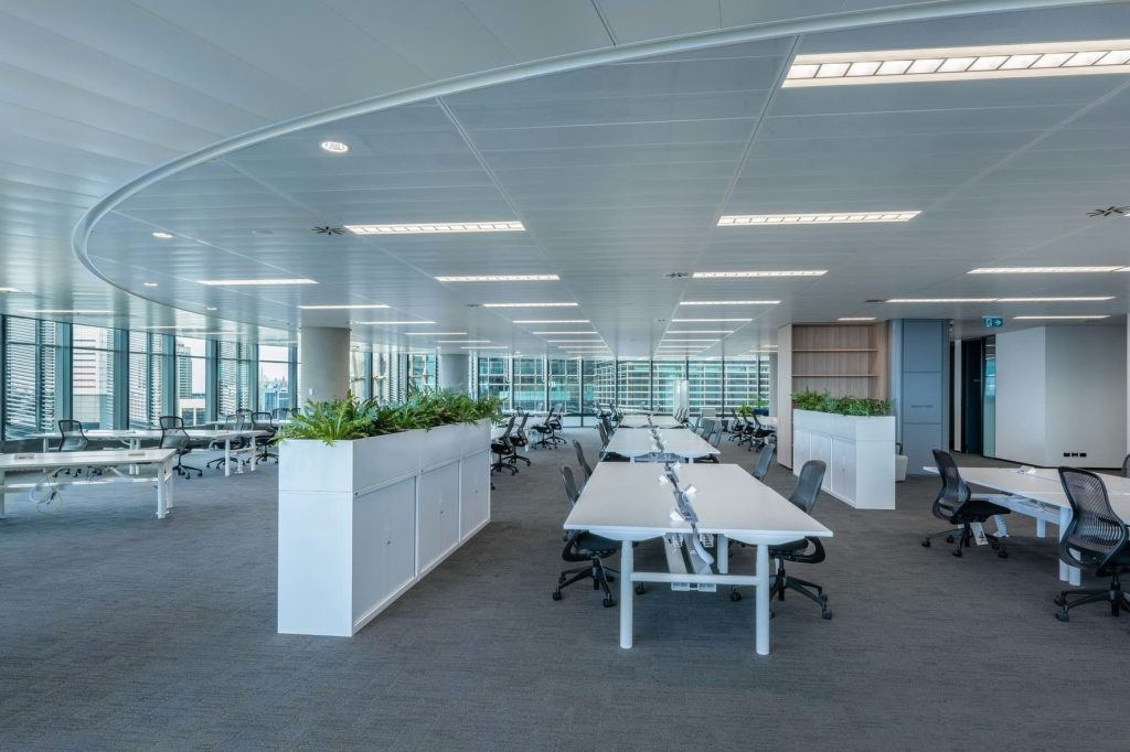 vBuilt Constructions - Sydney NSW Commercial Office Space